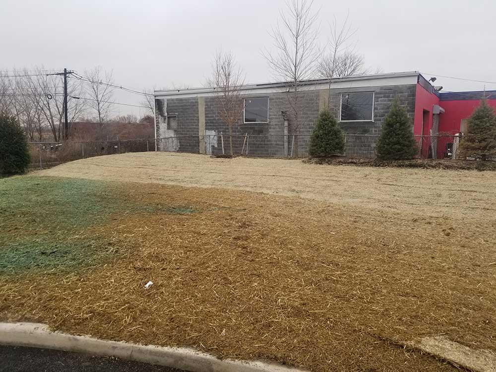 Erosion Control & Hydro Seeding Gallery 12