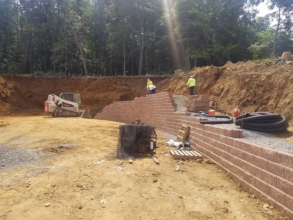 Retaining Walls & Pavers Gallery 11