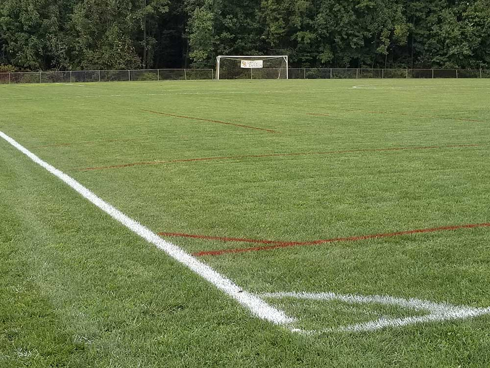 Sports Turf Maintenance Line Striping Gallery 1