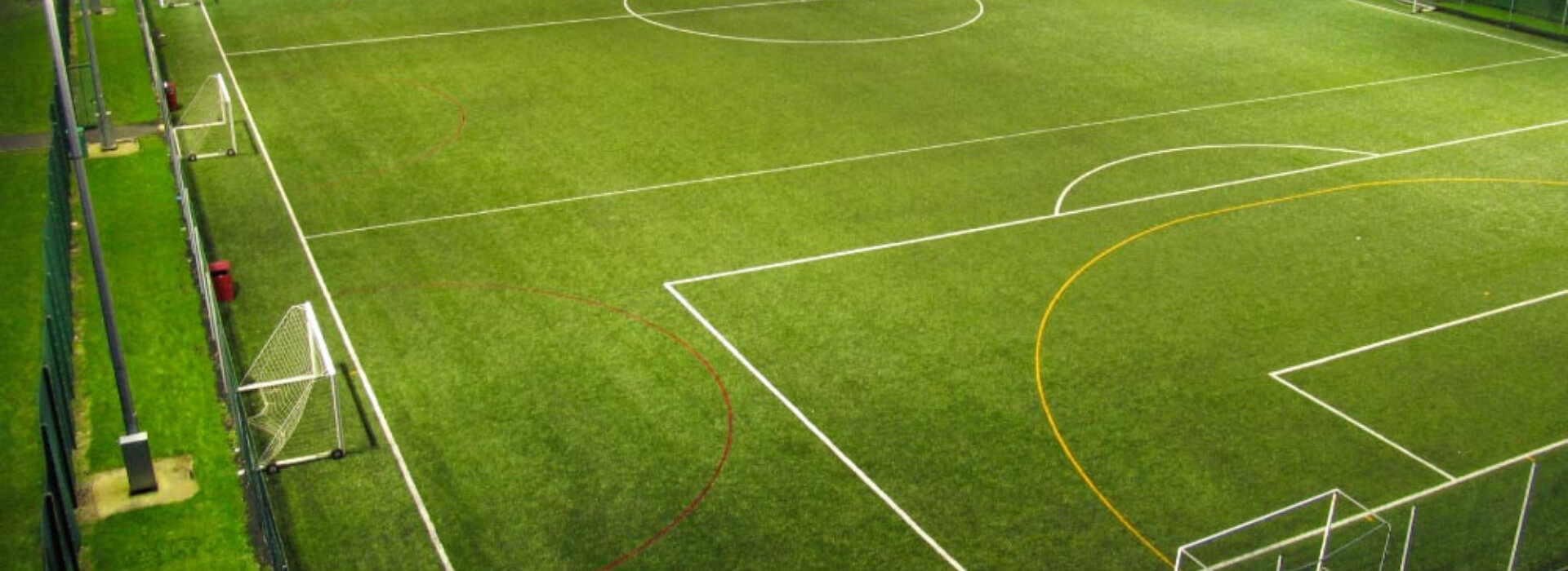 Athletic Field Lining And Sports Field Maintenance