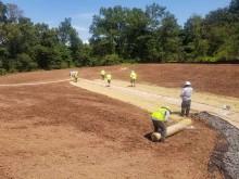 Erosion Control & Hydro Seeding Gallery 1